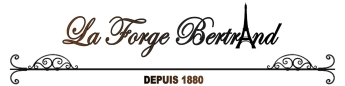 Logo la forge bertrand